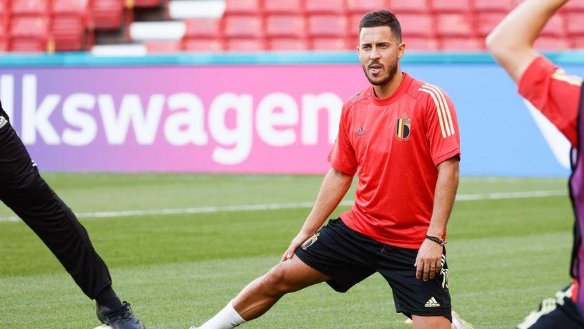 """Eden Hazard criticat pentru prestațiile din ultima perioadă: """"Joacă doar din talent, dar nu se antrenează cum trebuie"""""""