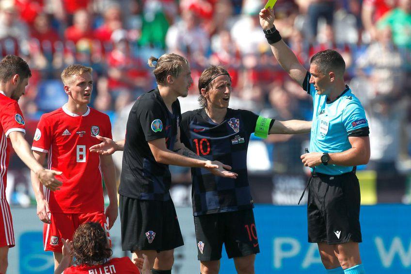 Istvan Kovacs debutează la EURO. FOTO: Guliver/Getty Images