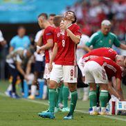 Ungaria - Franța. Sursă foto: Guliver/Getty Images