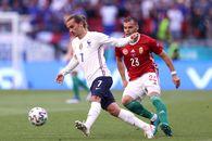 """Ungaria - Franța 1-1 » Campioana mondială, remiză în """"infernul"""" de la Budapesta"""