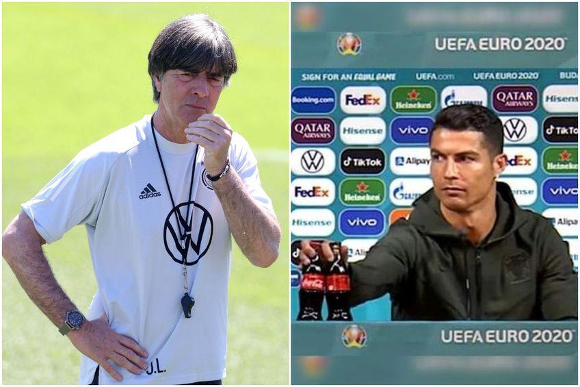 Joachim Low a vorbit despre Cristiano Ronaldo
