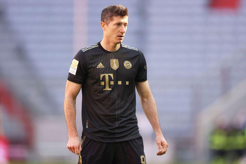 Robert Lewandowski, Bayern Munchen // foto: Guliver/gettyimages
