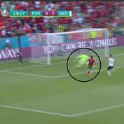 3. Diogo Jota îi pune mingea pe tavă lui CR7 // foto: captură PRO TV