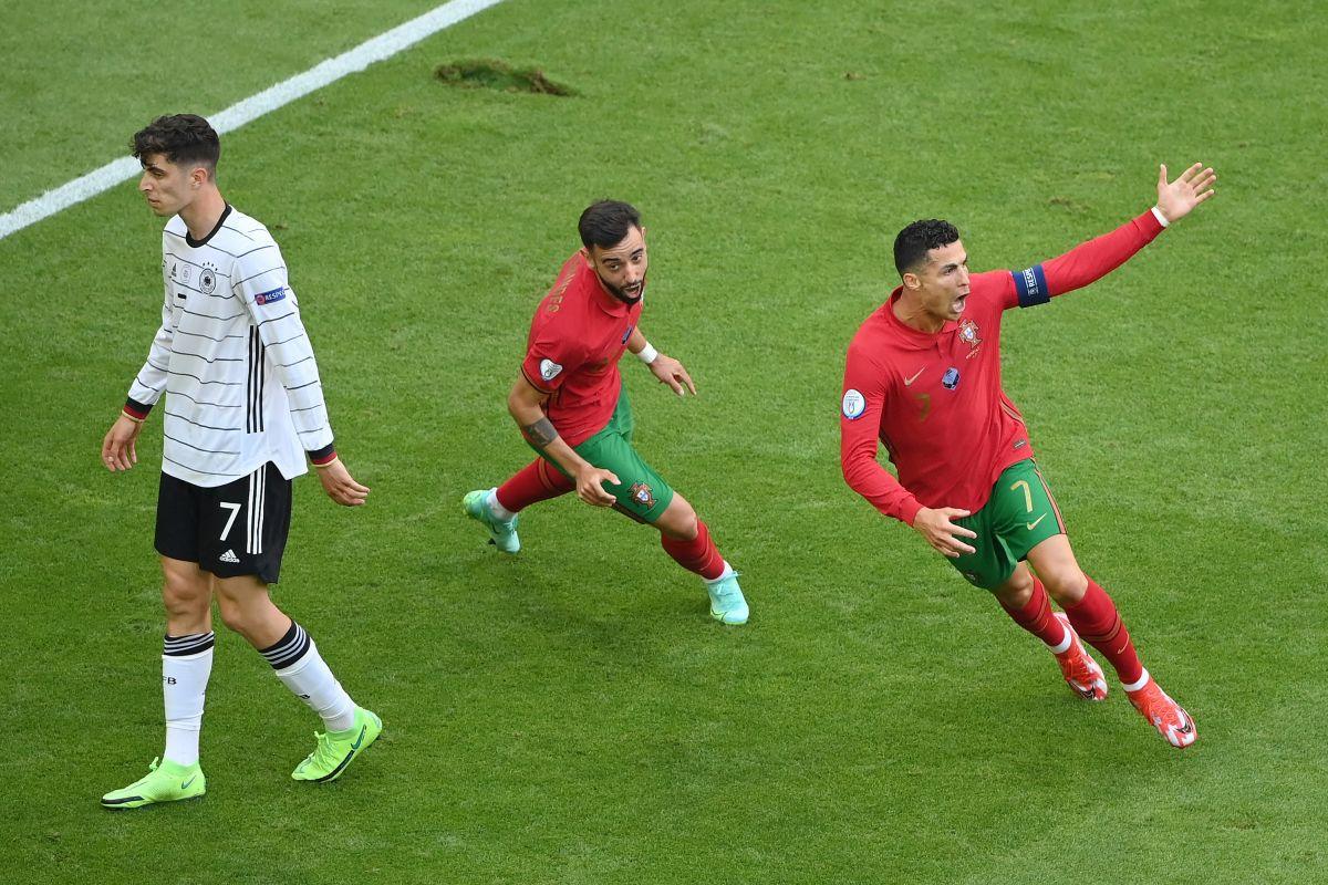 Portugalia - Germania, grupe EURO 2020