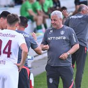 Amical CFR Cluj - Ludogoreț (foto: Raed Krishan/GSP)
