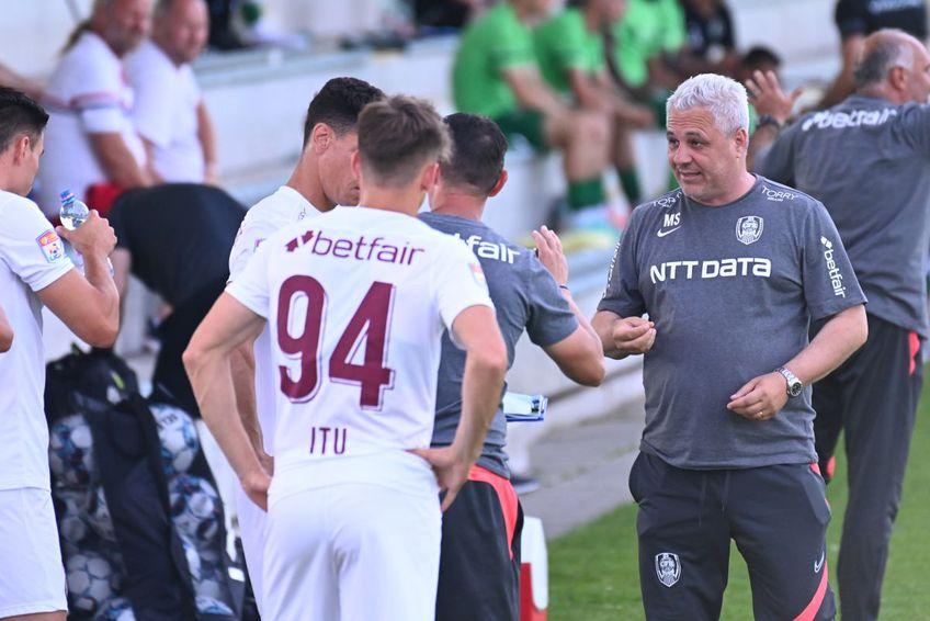 CFR Cluj și Ludogoreț dispută ACUM un meci amical. Partida a început la ora 18:10 și poate fi urmărită în format liveTEXT pe GSP.ro.