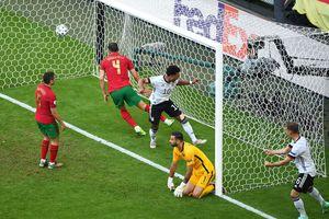 Moment istoric la Euro 2020 » Ce s-a întâmplat în prima repriză din Portugalia - Germania