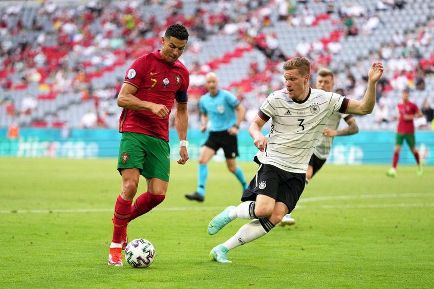 Portugalia - Germania. FOTO: Guliver/Getty Images
