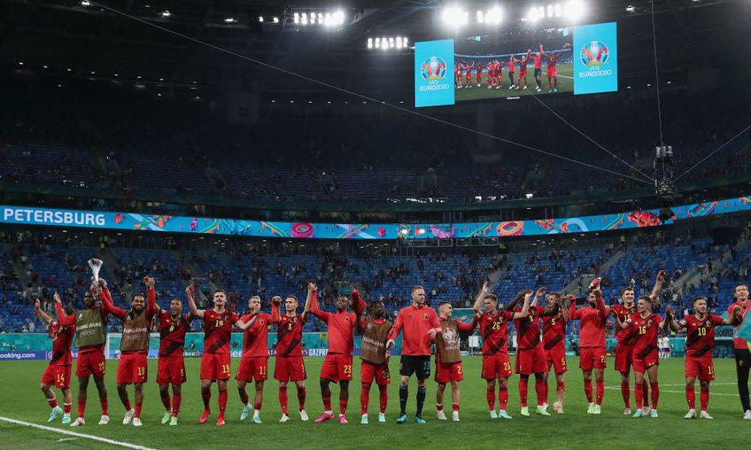 Victoria Belgiei în fața Rusiei, scor 3-0, din prima rundă a grupei B de la Euro 2020, a fost urmărită de 1.605.000 de români. Este meciul care deține recordul de audiență de la actuala ediție.