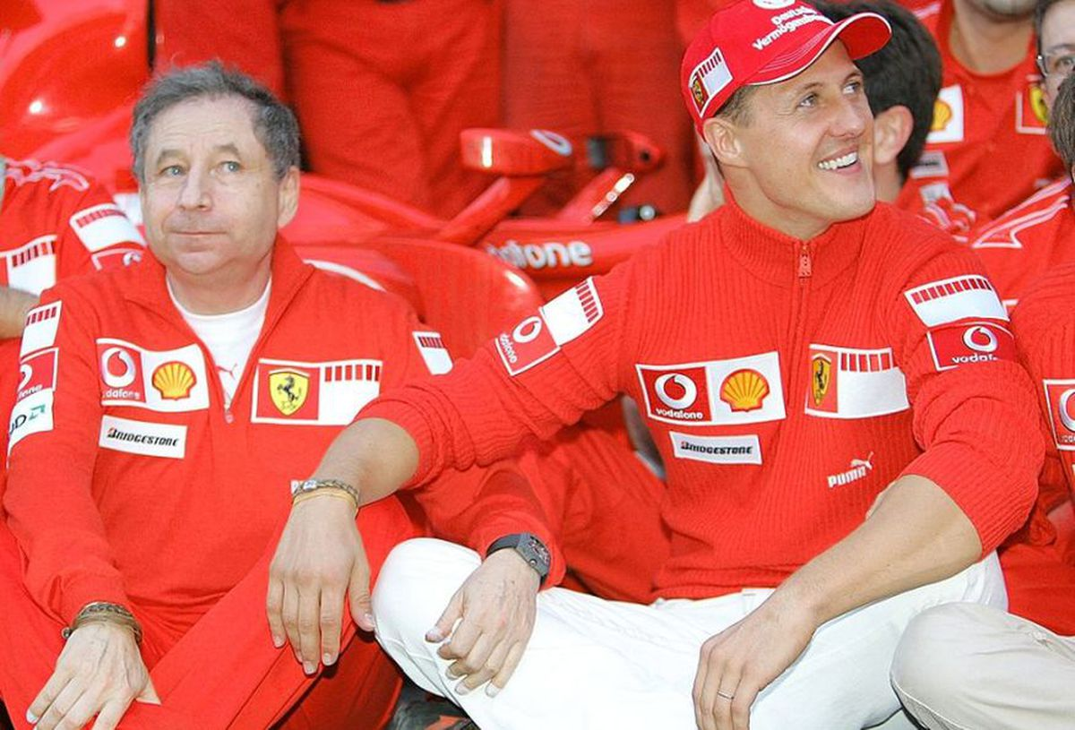 """Un nou anunț despre Michael Schumacher: """"L-am văzut! Sper ca toți să-l vedeți în curând"""""""