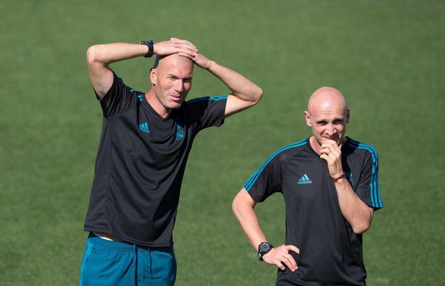 """REAL MADRID. Secretele succesului lui Zinedine Zidane: """"Am rupt toate tiparele de antrenament!"""""""