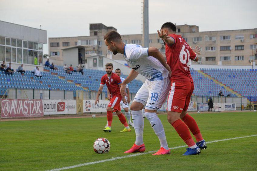 FC Botoșani și CS Universitatea Craiova, duel european în Liga 1