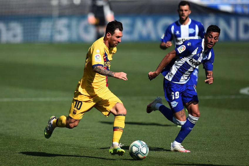 Lionel Messi a mai bătut două recorduri