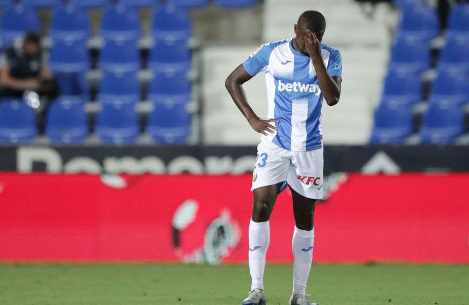 Leganes a retrogradat după remiza cu Real Madrid, scor 2-2