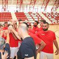 Xavier Pascual a sunat adunarea la Dinamo // foto: Facebook @ Dinamo