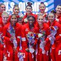 Echipa de gimnastică a SUA, foto: Imago