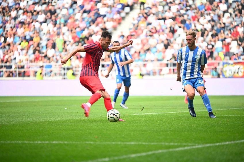 """Astăzi, la """"Casa Fotbalului"""", a avut loc tragerea la sorți a programului sezonului 2021/2022 din Liga 2."""