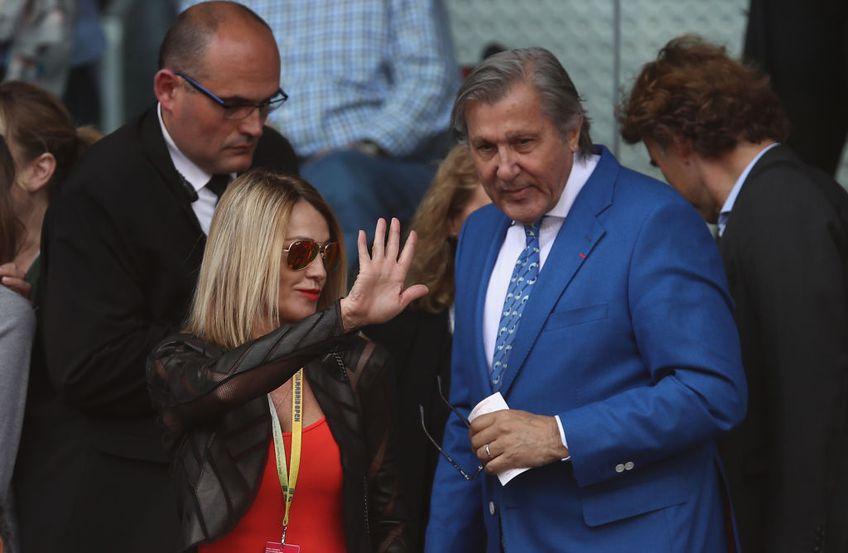 Ilie Năstase împlinește astăzi 75 de ani. Cel mai mare jucător de tenis din istoria României a numit cadoul perfect pentru aniversare.