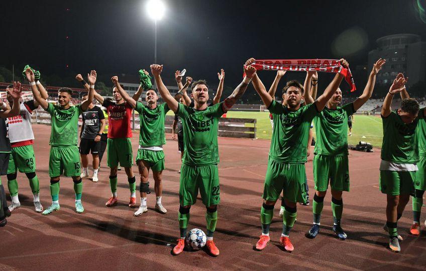 Dinamo - Voluntari 3-2
