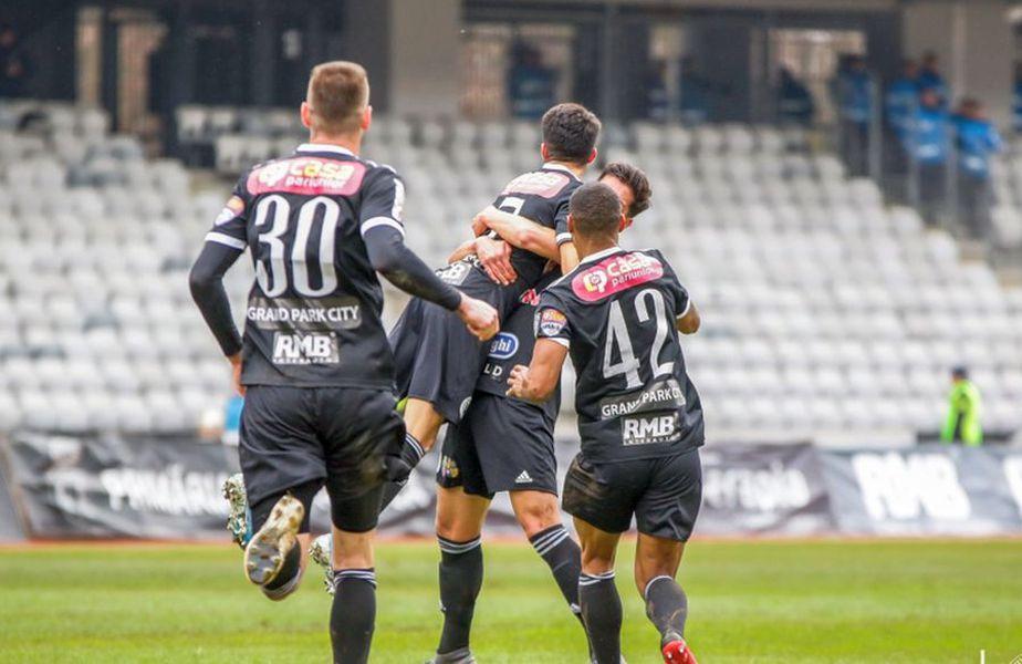 U Cluj va ataca promovarea în Liga 1 // foto: Facebook @ FC Universitatea Cluj