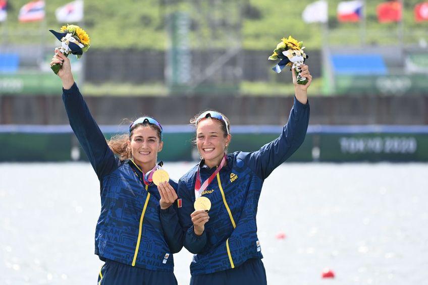 AUR pentru România: Ancuța Bodnar și Simona Radiș au cucerit titlul olimpic!