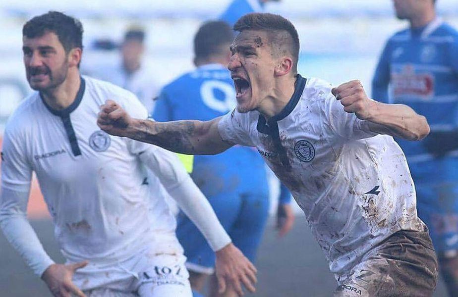 Daniel Graovac va fi noul jucător al lui FCSB // FOTO: https://www.facebook.com/daniel.graovac