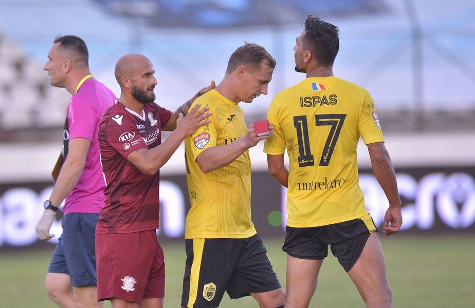 Rapid și Turris au remizat, scor 1-1, în runda cu numărul 4 din Liga 2.