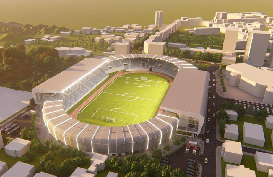 Astăzi au început lucrările de modernizare la arena lui Hermannstadt, din Sibiu. Formația lui Ruben Albes se va muta la Mediaș din etapa viitoare.