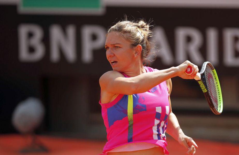 Halep o va întâlni pe Muguruza în prima semifinală de la Roma. foto: Guliver/Getty Images