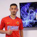 Ștefan Cană s-a întors la FCSB. Sursă foto: Facebook FCSB