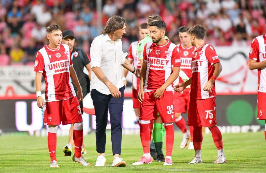 Dario Bonetti s-a despărțit de Dinamo, apoi a aflat că are COVID-19 / foto: GSP