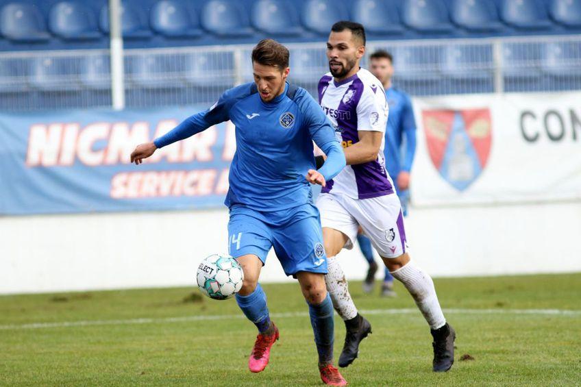 Academica Clinceni - FC Argeș / Sursă foto: Sport Pictures