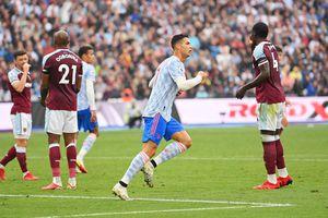 Ronaldo, de neoprit! A marcat iar pentru United și a stabilit un nou record » Vezi AICI golul