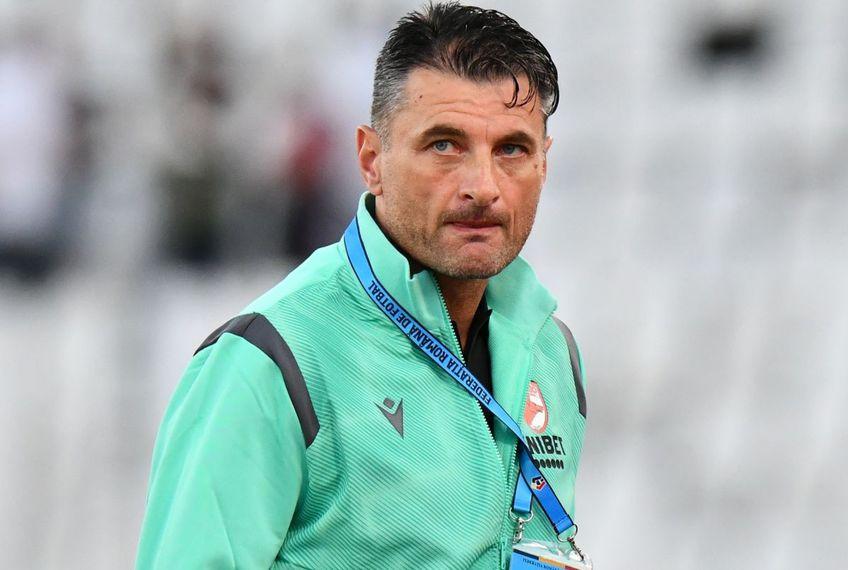 """Dinamo - FC Botoșani 1-2. Sorin Colceag, antrenorul de ocazie al """"câinilor"""", e optimist în privința viitorului, deși nu are siguranța că va continua ca """"principal"""" în Ștefan cel Mare."""