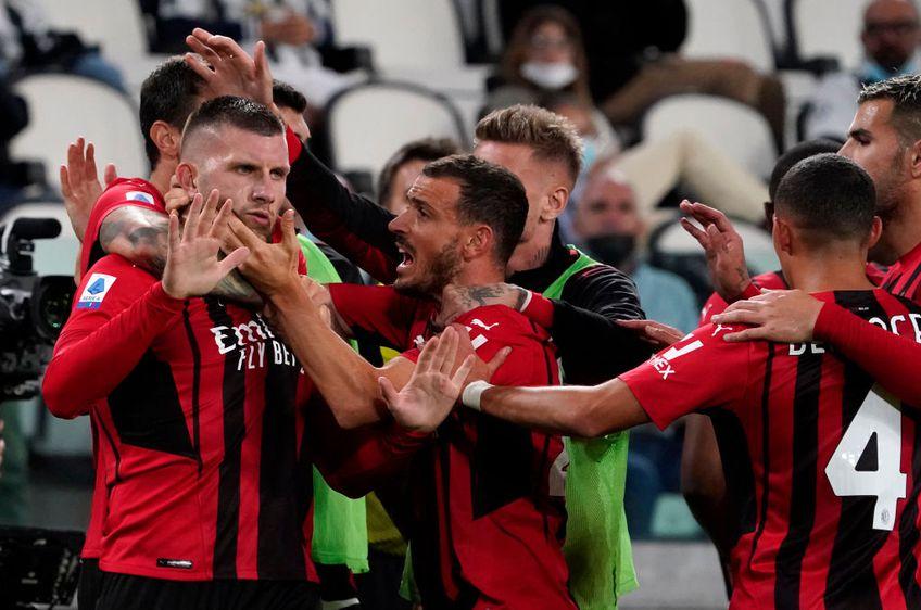 Juventus Torino și AC Milan se întâlnesc în derby-ul etapei cu numărul 4 din Serie A, astăzi, de la ora 21:45. Partida poate fi urmărită în format liveTEXT pe GSP.ro și în direct pe Telekom Sport 1, Digi Sport 2 și Look Sport.