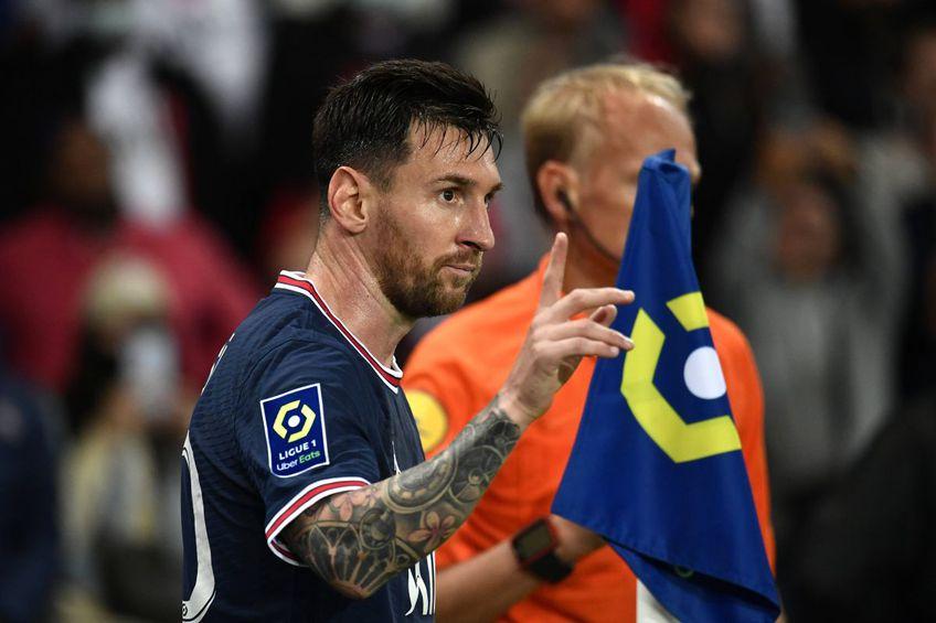 PSG a învins-o pe Lyon, scor 2-1, în runda #6 din Ligue 1