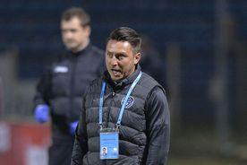 """CLINCENI - FCSB 0-2. Ilie Poenaru acuză arbitrajul: """"E al doilea meci în care greșește împotriva noastră"""" » Ce au declarat Rusescu și Paraschiv"""