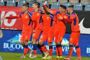 FCSB, demonstrație de forță! » În plină criză, roș-albaștrii și-au surclasat rivalele