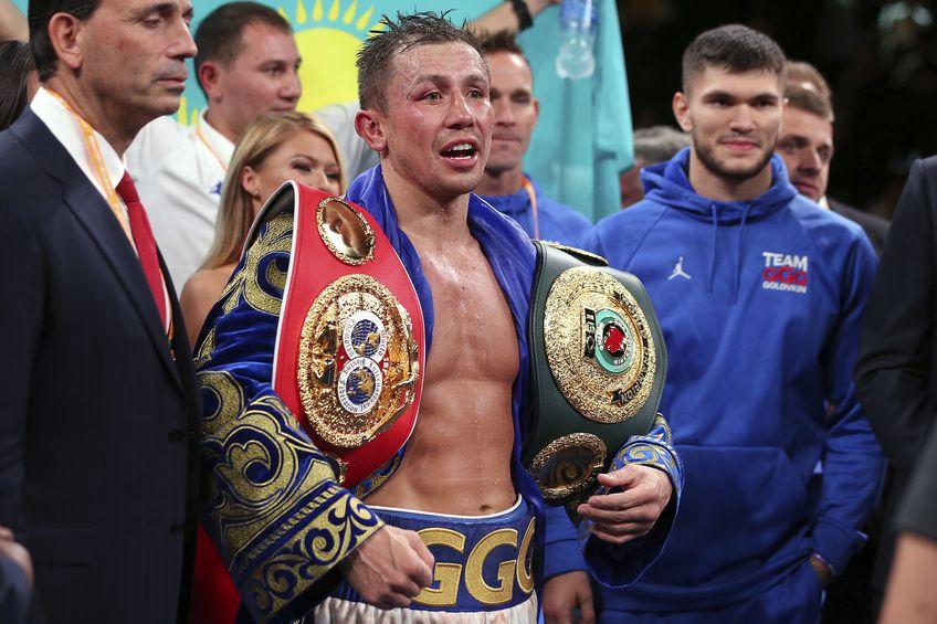 Gennady Golovkin a obținut o victoria în fața polonezului Kamil Szeremeta, într-un meci în care și-a pus la bătaie centurile IBF și IBO la semimijlocie.