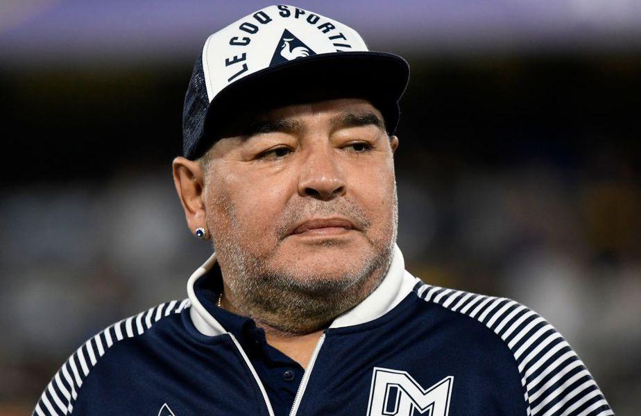 """Fostul doctor al lui Maradona declară: """"Diego s-a sinucis!"""""""