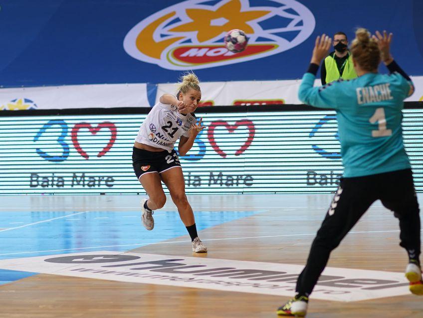 Ann Grete Norgaard a câștigat Liga Campionilor pe când juca la Viborg FOTO SCM Rm. Vâlcea