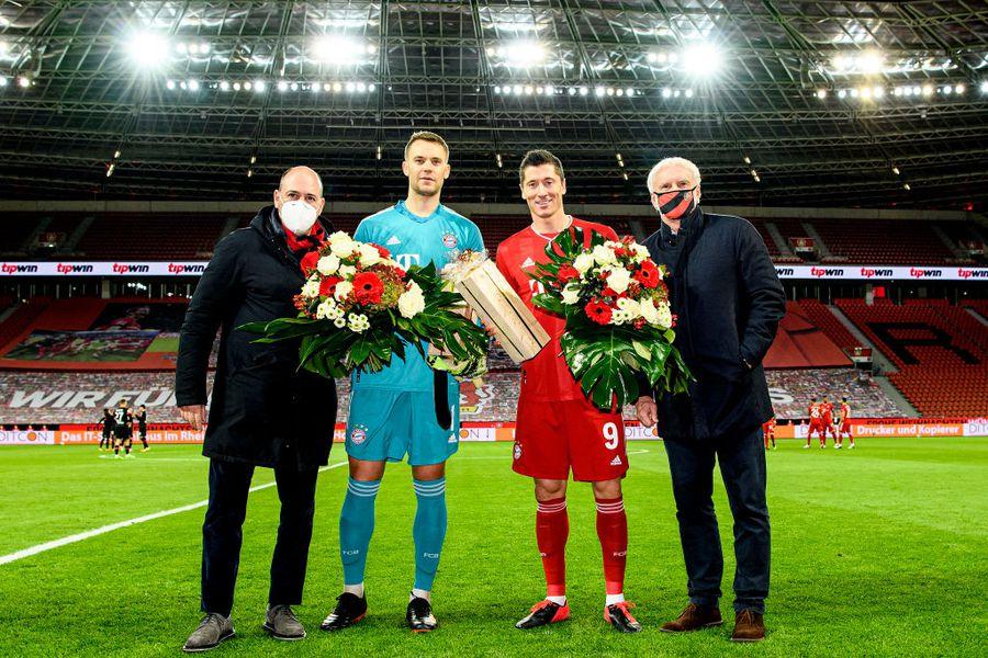 Bayer Leverkusen - Bayern Munchen, Bundesliga, 19. 12. 2020 / FOTO: GettyImages