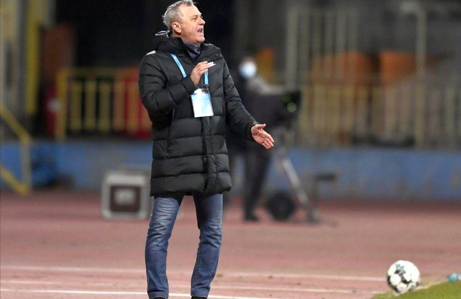 Mircea Rednic, antrenor Viitorul // foto: fcviitorul.ro