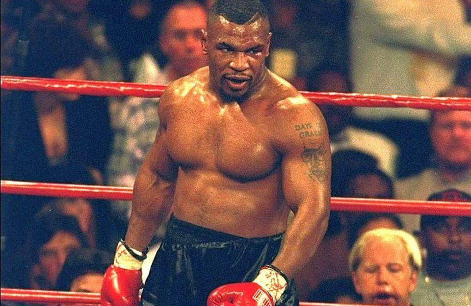 Mike Tyson a dezvăluit după 30 de ani singura bătaie pe care a ...