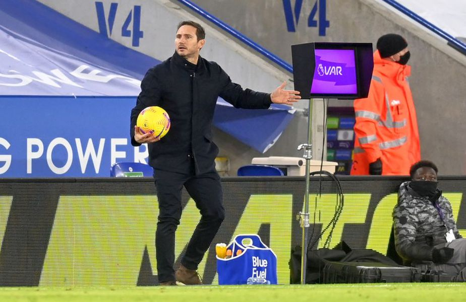 Frank Lampard, antrenor Chelsea // foto: Guliver/gettyimages