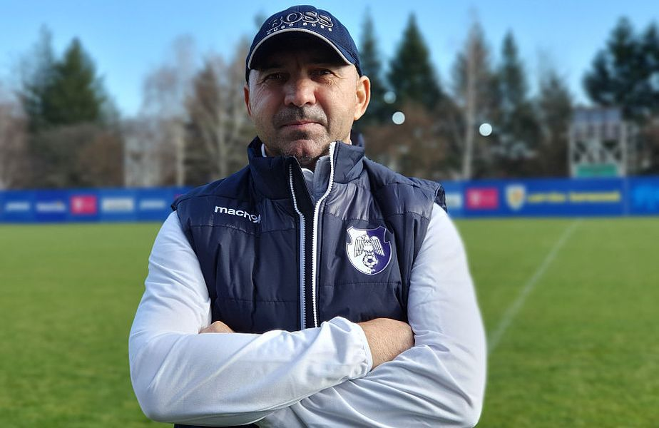 Jean Vlădoiu a revenit la FC Argeș de la finalul lunii decembrie / FOTO: Vlad Nedelea