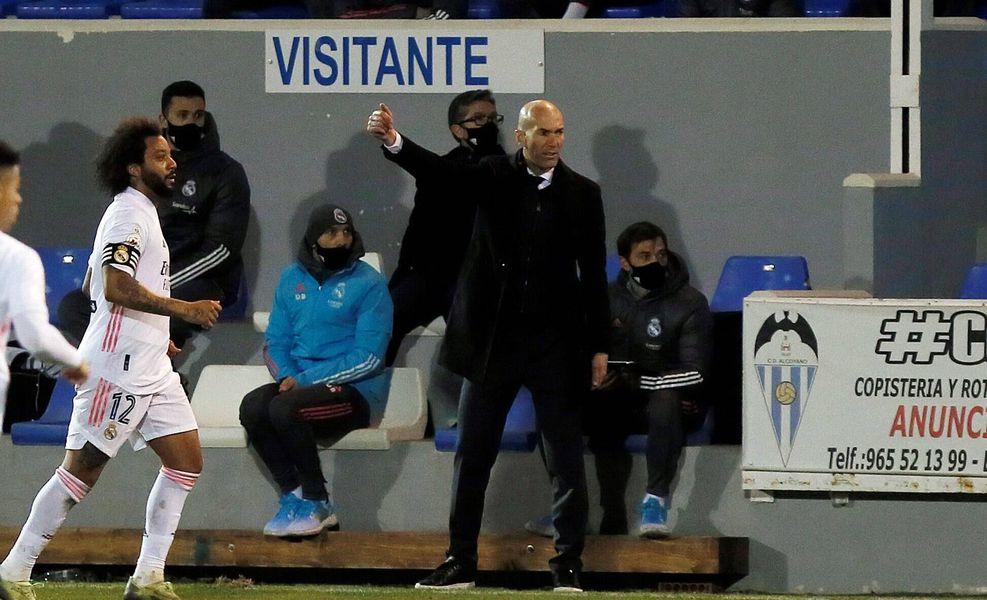 Alcoyano - Real Madrid Copa del Rey