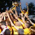 Galațiul sărbătorește împlinirea a 10 ani de când Oțelul câștiga titlul, peste FCSB, Dinamo, Rapid, Poli Timișoara sau FC Vaslui.