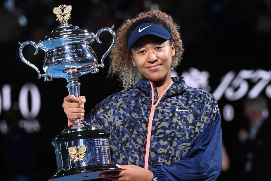 Naomi Osaka - Jennifer Brady, finala Australian Open 2021