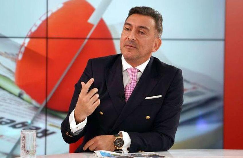 """Ilie Dumitrescu și-a exprimat dezacordul cu privire la trei alegeri efectuate de FCSB în primul """"11"""" pentru meciul contra Chindiei Târgoviște."""